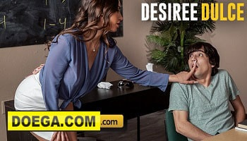 MILF Teacher Desiree Dulce Crave Young Students Big Cock
