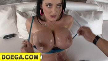 BANGBROS 2021 British Sophie Dee Shows off Big Tits and Big Ass
