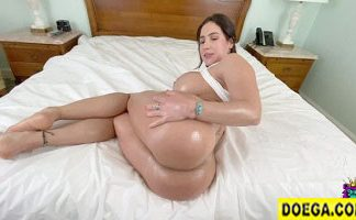 Big Ass 2021 Amateur Babe Gets her Ass Destroyed and Creampied