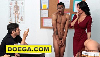 Brazzers 2021 Hot Teacher Anissa Kate uses BBC to Demonstrate Sex Ed