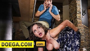 Brazzers - Big Tit MILF Krissy Lynn Craves some Young Cock