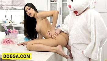 Eliza Ibarra Free Porn Step Sis Easter Bunny Fuck