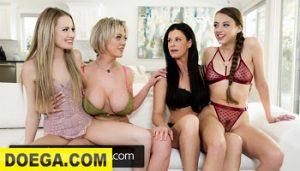 Hot MILF 2021 Stepmom India Summer's Discussion Turns into
