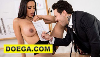 Pornstar Luna Star Big Tit Office Slut Gets all she wants