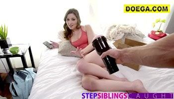 Pornstar Pepper Xo Big Step Sis Helps Brother Cum