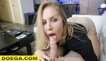 Best Milf Porn Video 2021 Nicole Aniston Plays her Stepson's Big Dick