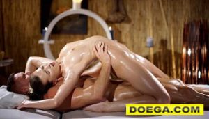 Massage Rooms 2021 Stacy Cruz 2021 gives Full Body Oil Massage