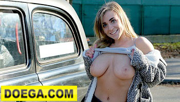 Fake Taxi xxx Josephine Jackson and her Huge Natural Boobs