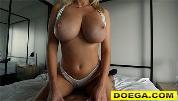 Getting Fucked in my White Bikini after the Beach Sex